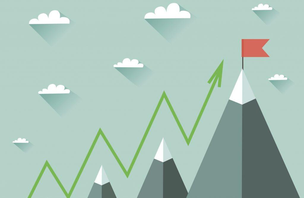 Pequeñas metas sirven de ayuda para alcanzar un objetivo mucho mayor