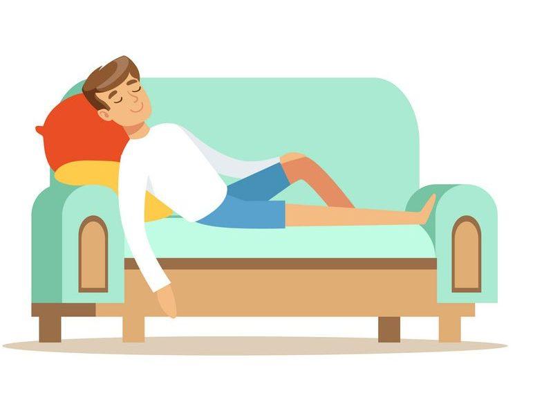 las siestas ayudan en cómo tener una buena memoria